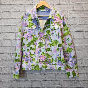 Women's ISAAC MIZRAHI LIVE Knit Jacket